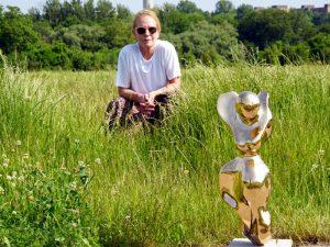 Pia Bohr, Engel im Gras